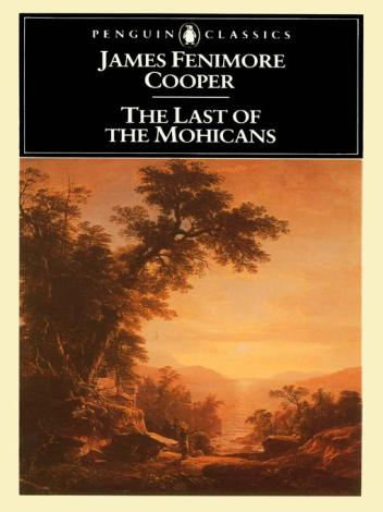 Book cover of Leatherstocking Tales by James Fenimore Cooper.