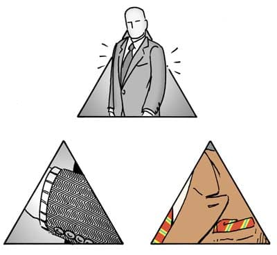 Save Money and Shop Smart: Know the Style Pyramid | The Art of Manliness