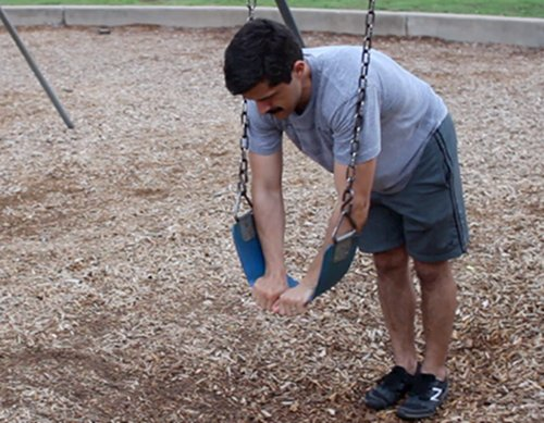 The Playground Workout | The Art of Manliness