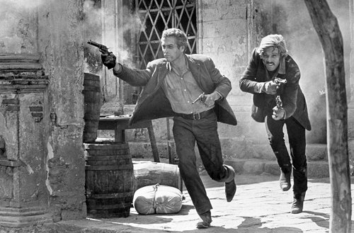 butch cassidy and the sundance kid western movie