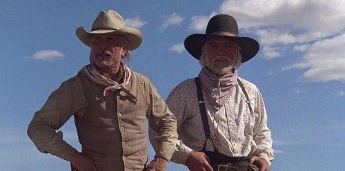 Lonesome dove tv miniseries Robert Duvall.