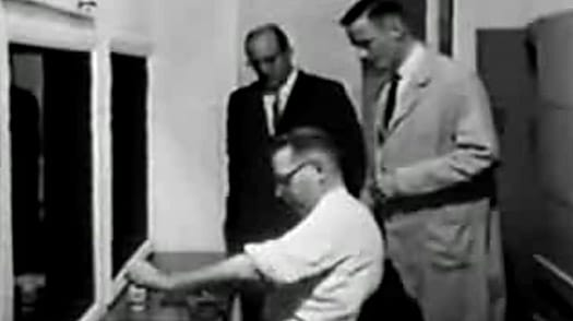 stanley milgram experiments 1963