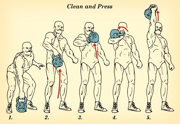 Clean Press 600—2