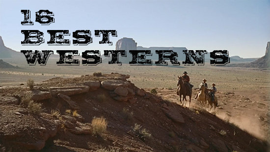 Westerns to watch - Magazine cover