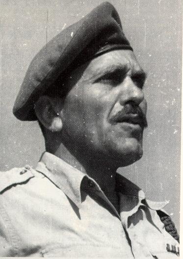 Imi Lichtenfeld, founder of Krav Maga israeli military