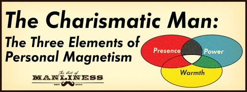developing charisma personal magnetism presence power warmth