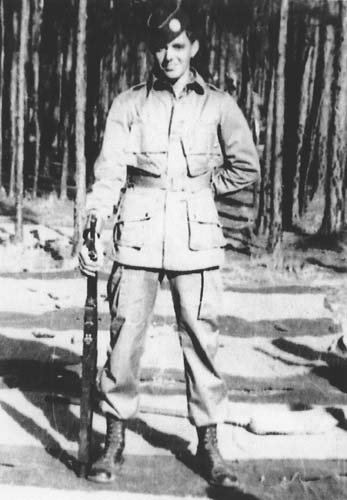 shifty powers wwii soldier with rifle and uniform