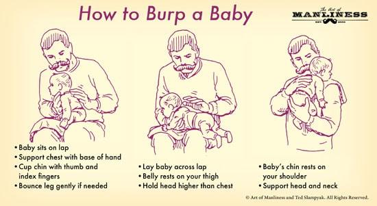 Burp Baby 1