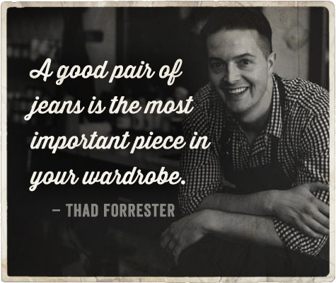 life advice from barber on being a man thad forrester