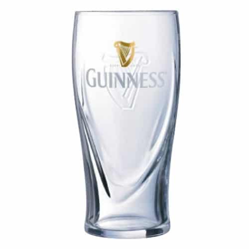 Guinness glass illustration.