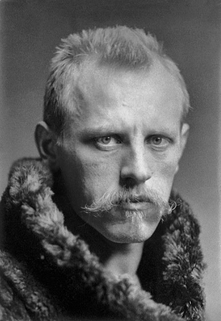 Fridtjof Nansen northern arctic explorer