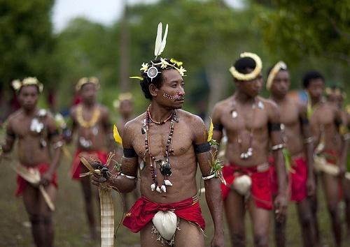 TROBRIAND ISLAND, PAPUA NEW GUINEA