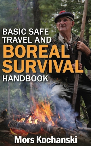 Basic Safe Travel and Boreal Handbook by Mors Kochanski book cover