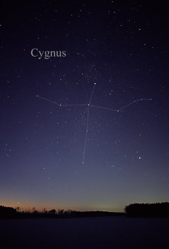 Learn about the stars constellations map