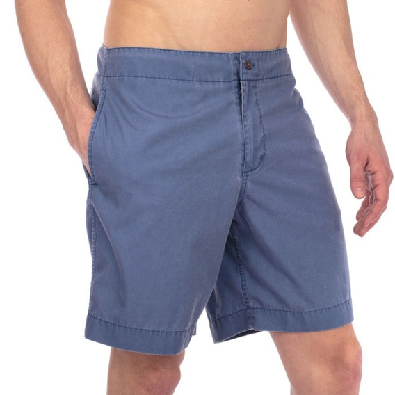 Some trunks like these are even specifically made to be worn all day -- they dry quick, have pockets, and are styled like everyday shorts, making them especially versatile for days where you don't know when you'll be swimming, or will be getting in and out of the water between other activities.