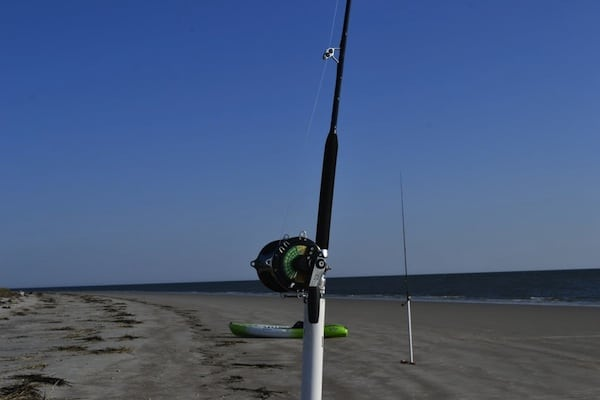 8 Rod and Reel