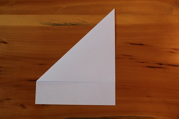 paper airplane hammer folding instructions