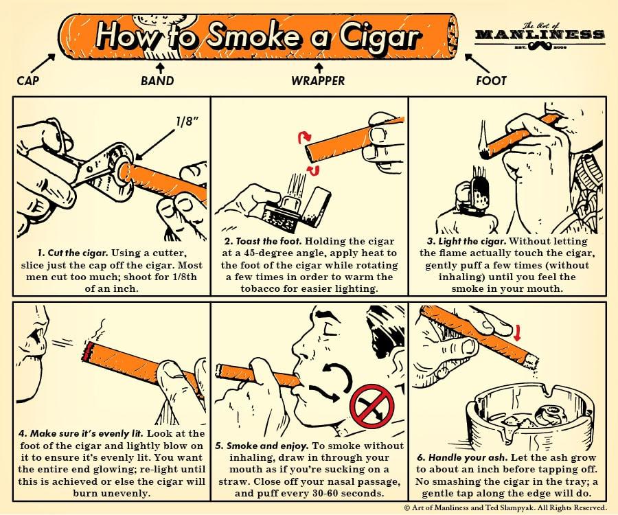 Smoke a Cigar 5