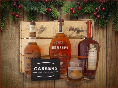 caskers whiskey club subscription service