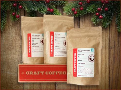 craft coffee club subscription service
