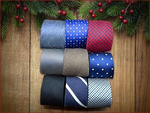 friday tieday subscription necktie service