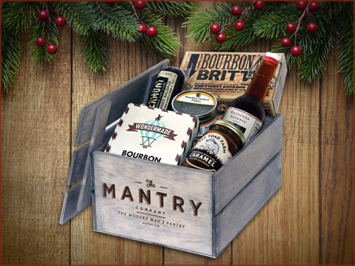 mantry subscription service food club