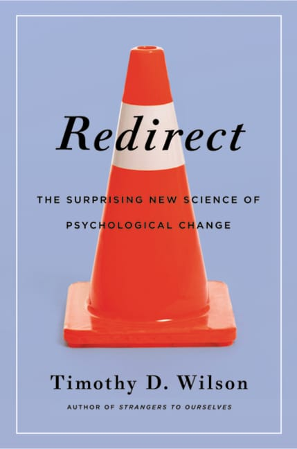 Book cover of Redirect by Timothy Wilson.