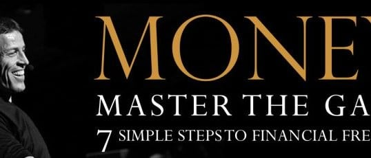 tony robbins money - master the game