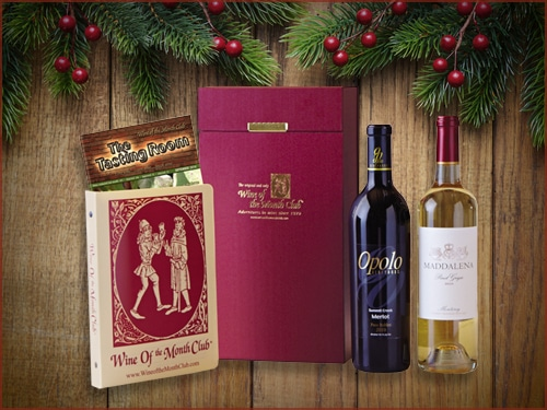 wine of the month club subscription service