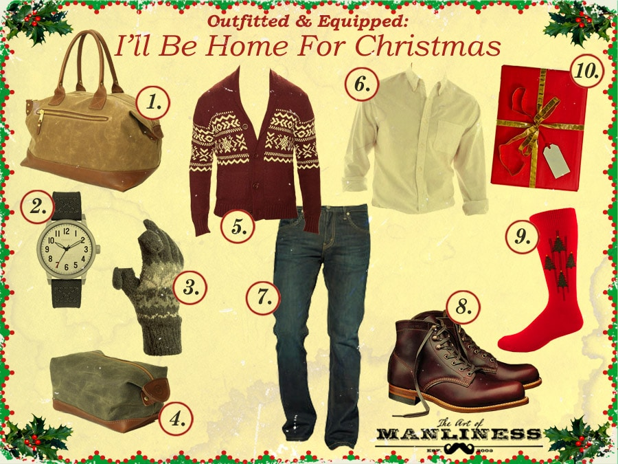 what to wear at home on christmas