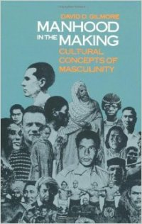 manhood in the making book cover david gilmore