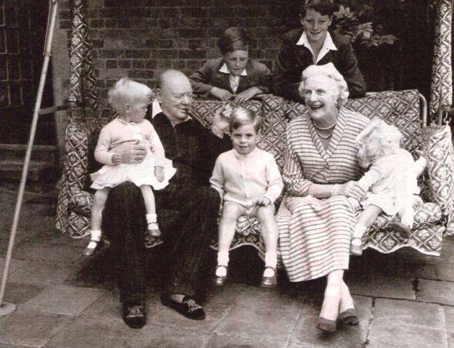 churchill family