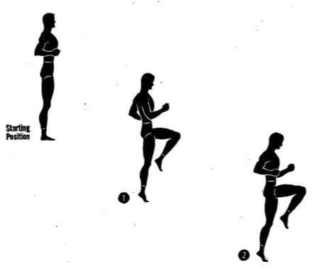 stationary run 2