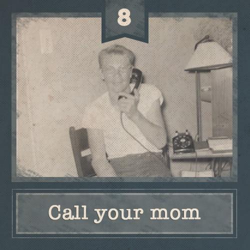 8 call mom