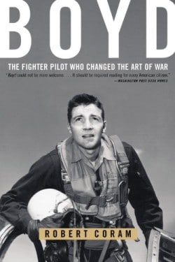 John Boyd by Robert Coram, Book Cover.
