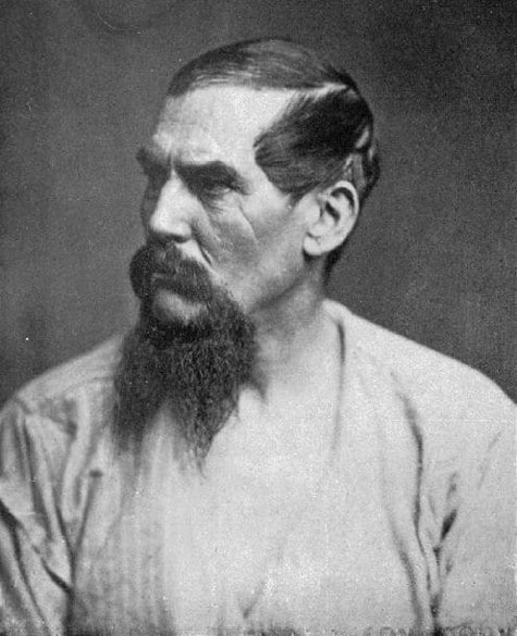 Profile photo of Richard Francis Burton.
