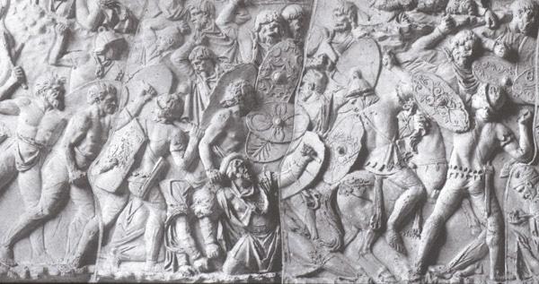 Roman plutarch.