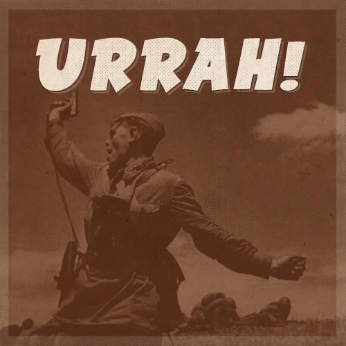 urrah russian battle cry