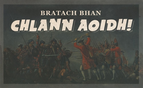 scottish clan battle cry
