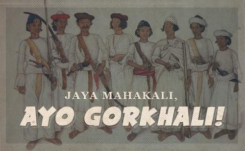 gurkha nepalese battle cry