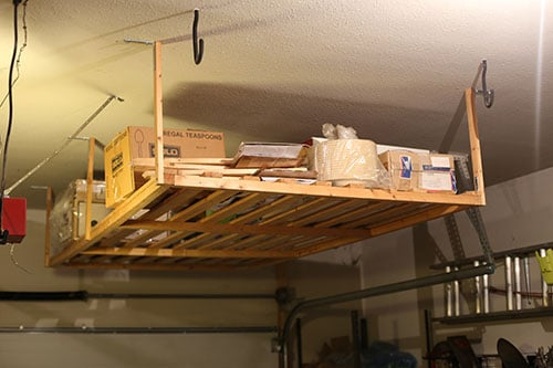 garage ceiling racks