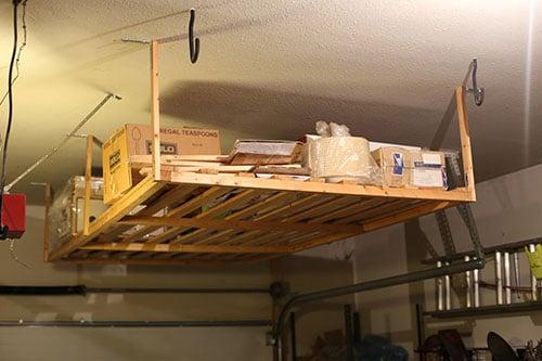 Garagen-Deckenträger