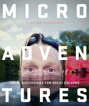 microadventure book cover alastair humphreys