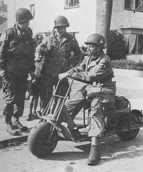 wwii scooter