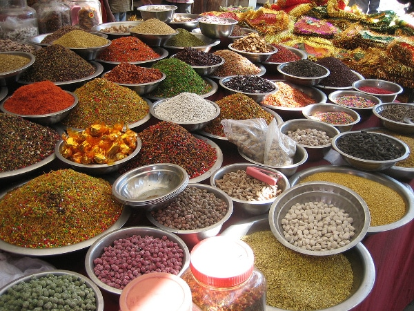 spices marketplace
