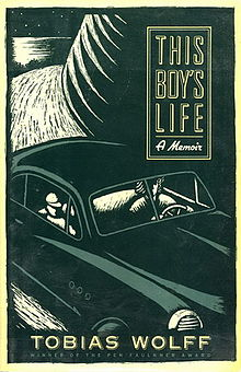 This Boy's Life book cover Tobias Wolff.