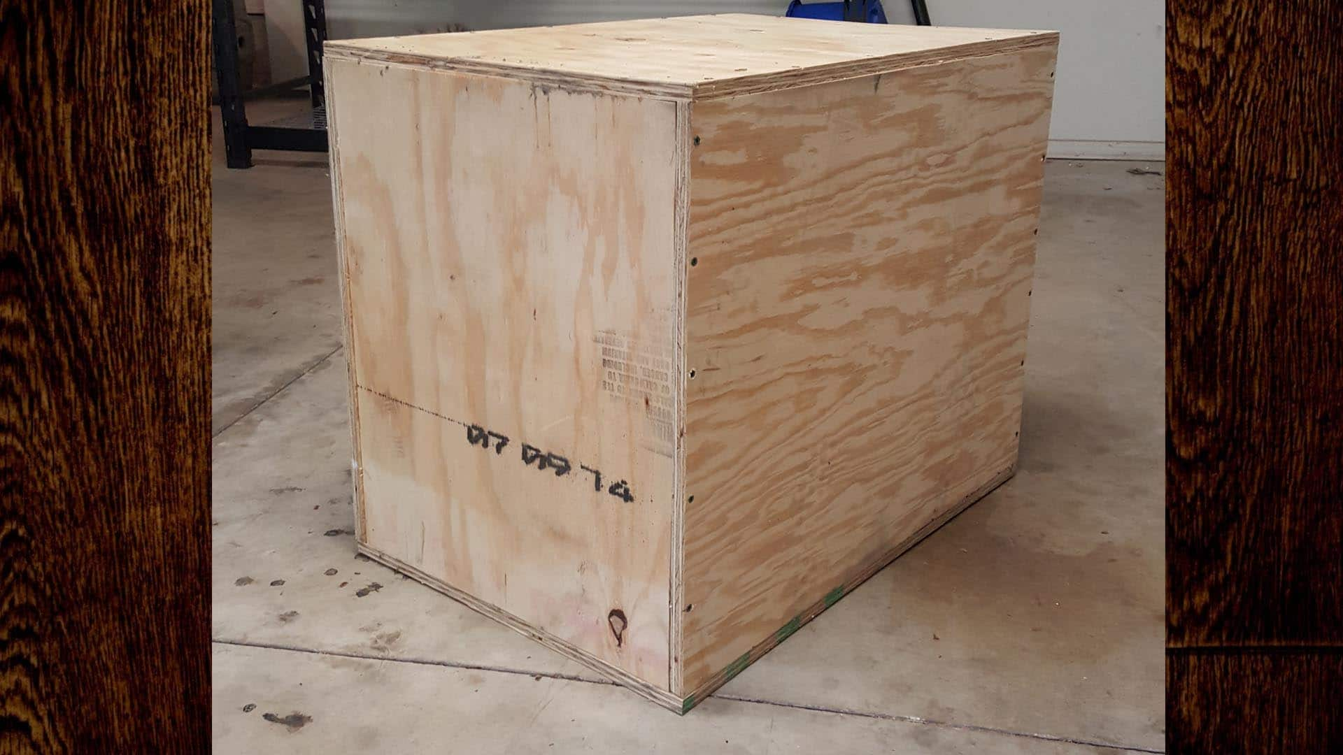 How to Make a 3-in-1 Plyometric Box | The Art of Manliness