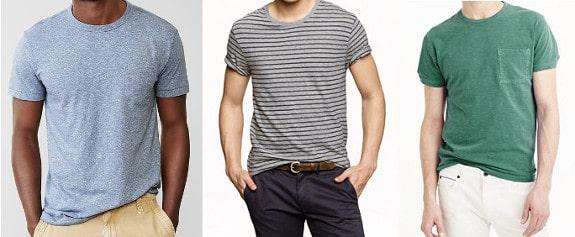 Bạn biết gì về áo phông và cách mặc áo phông?