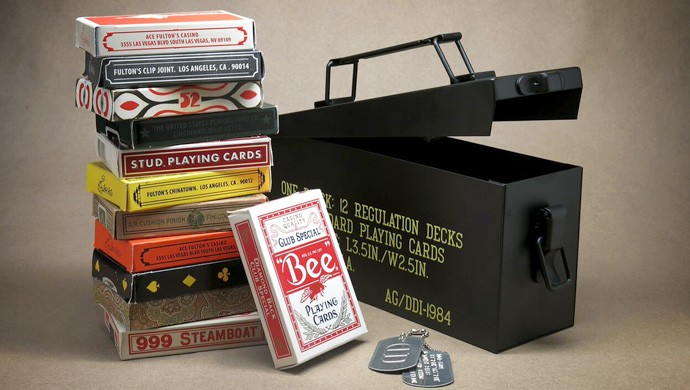 playing cards gift set groomsmen gift