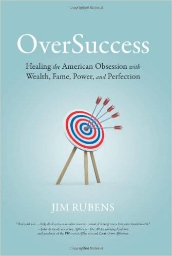 Jim Rubens Oversuccess book cover